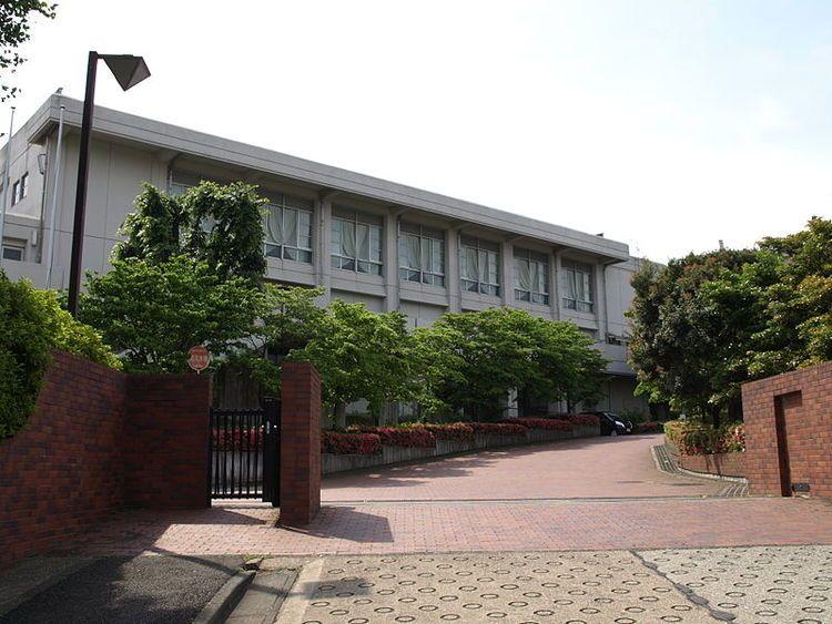 城郷高等学校画像