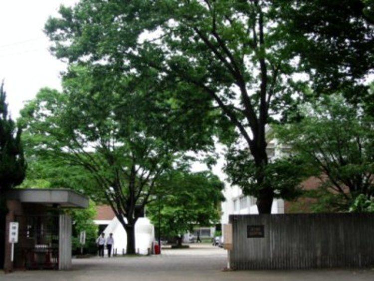 慶應義塾志木高等学校画像