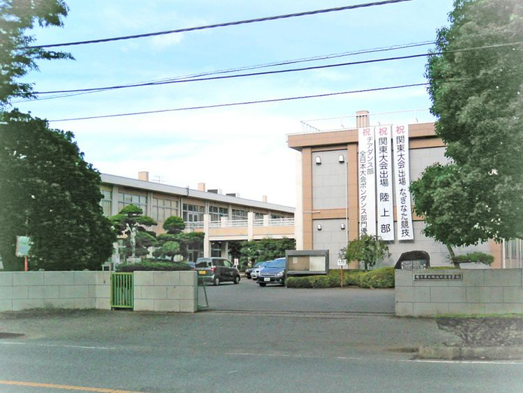 所沢北高等学校画像