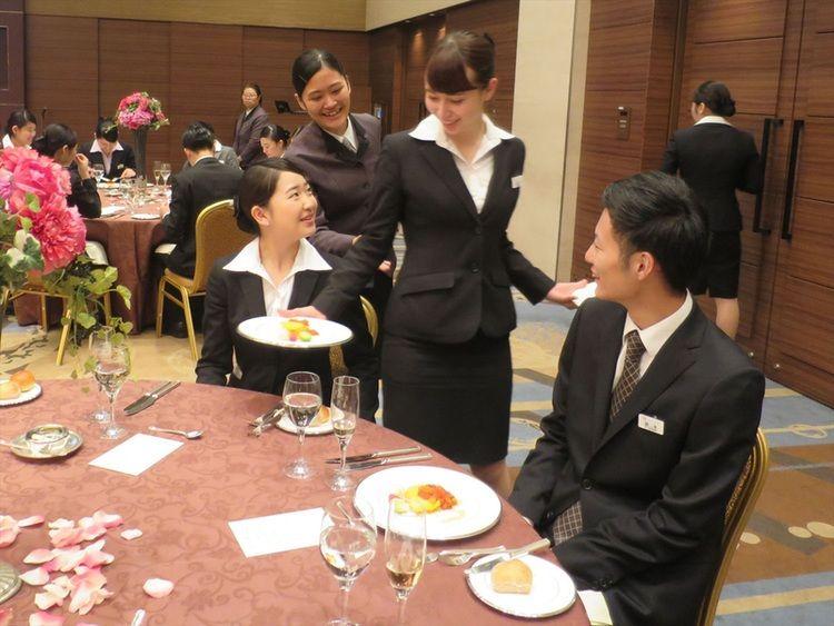 東京YMCA国際ホテル専門学校