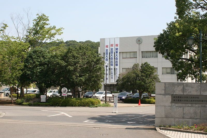 東京 農業 大学 偏差 値 ランキング