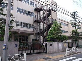 中根小学校(東京都目黒区)の口...