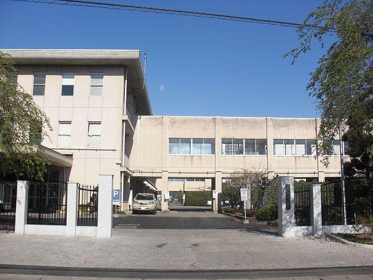 佐野東高等学校画像