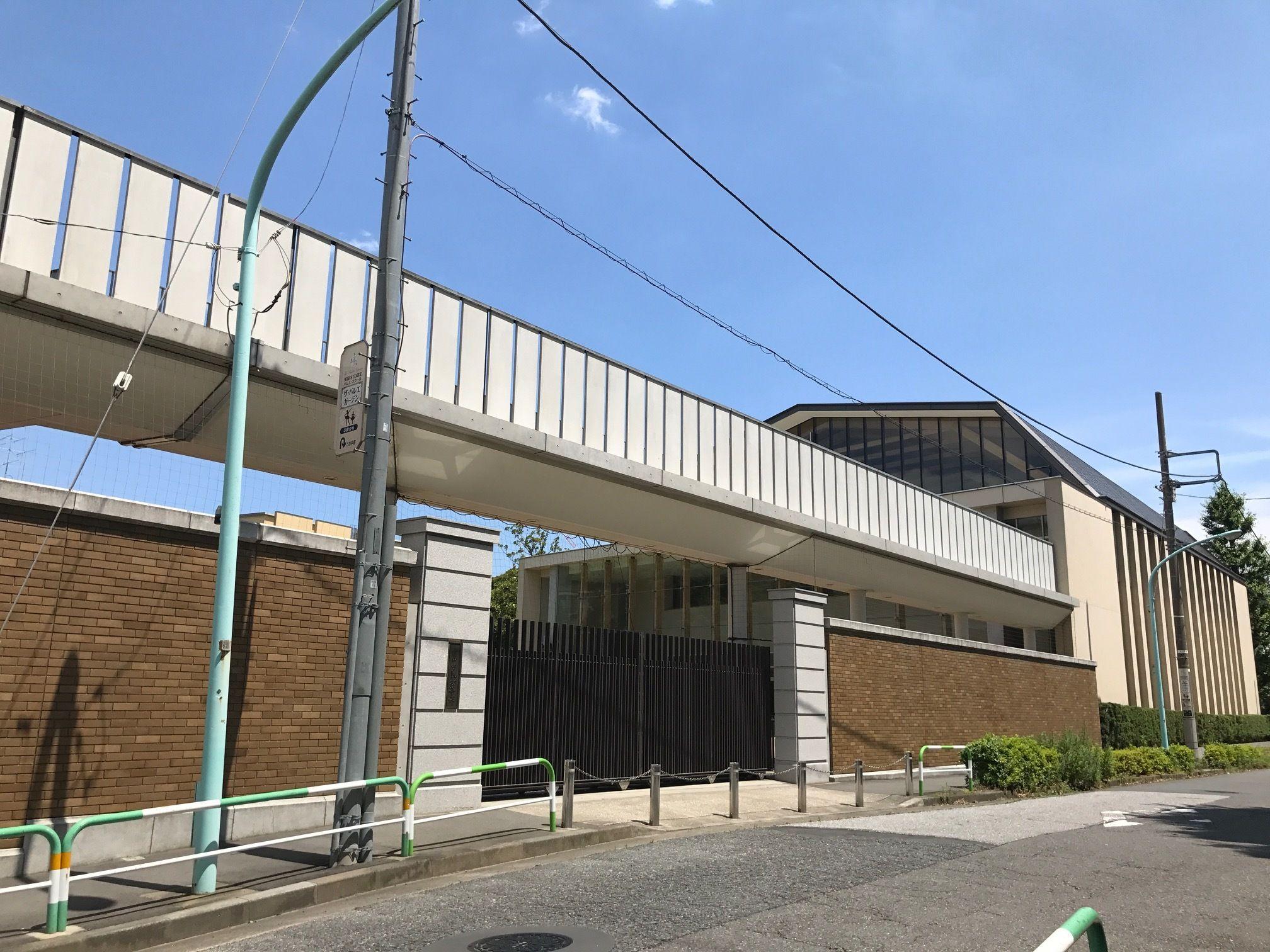 青山学院初等部(東京都渋谷区)...