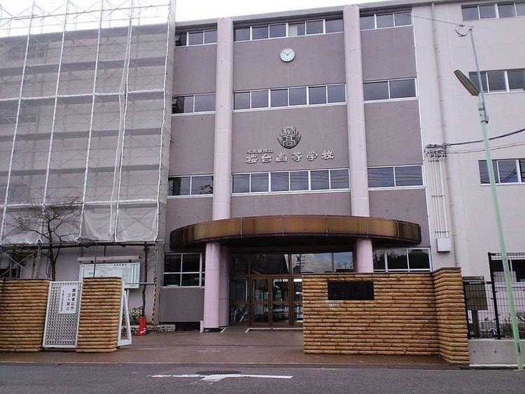 名古屋市立桜台高等学校画像