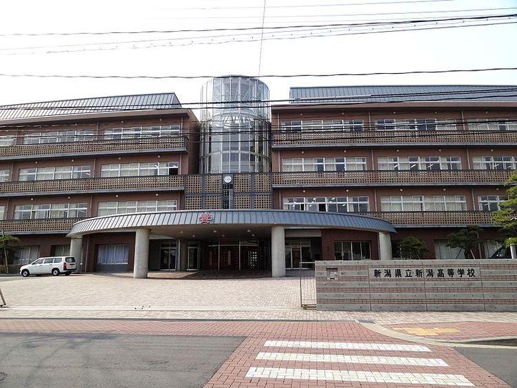 新潟高校(新潟県)の情報(偏差...