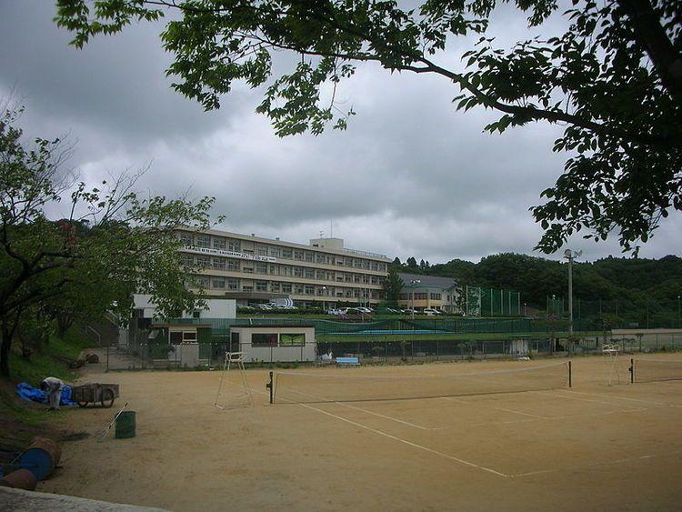 泉松陵高等学校画像