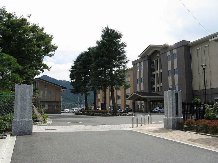 吉田高等学校 画像
