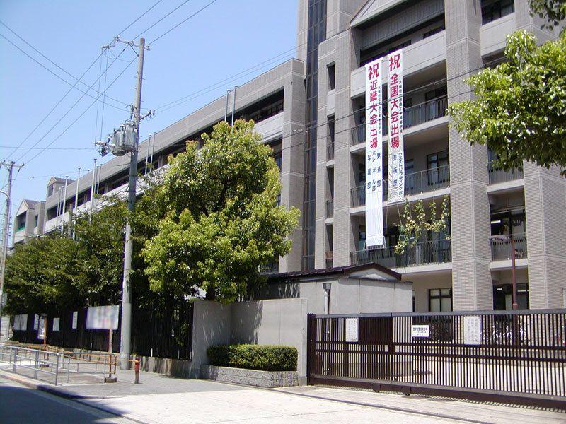 大阪市立都島第二工業高校(大阪...