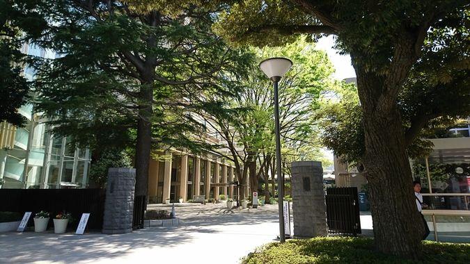 武蔵中学の外観画像「外観」   みんなの中学校情報